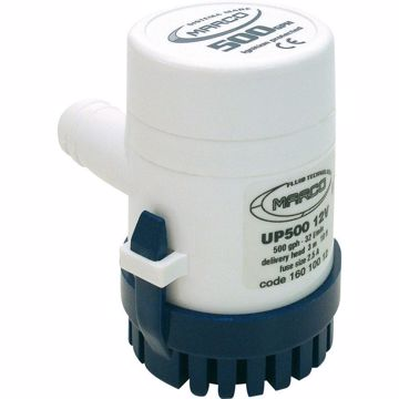 Immagine di MARCO UP500 POMPA SOMMERGIBILE 12V