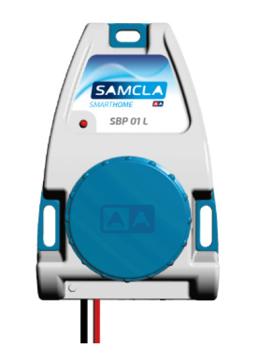 Immagine di SAMCLA SMART HOME SBP 01 L PROGRAMMATORE BATTERIA 1 STAZIONE