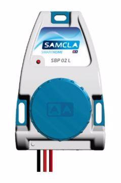 Immagine di SAMCLA SMART HOME SBP 02 L PROGRAMMATORE BATTERIA 2 STAZIONI