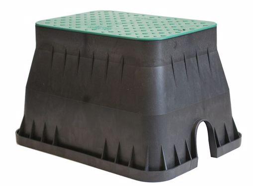 Pozzetti In Plastica Per Giardino.Lp Shop Irritec Pozzetto Per Elettrovalvole